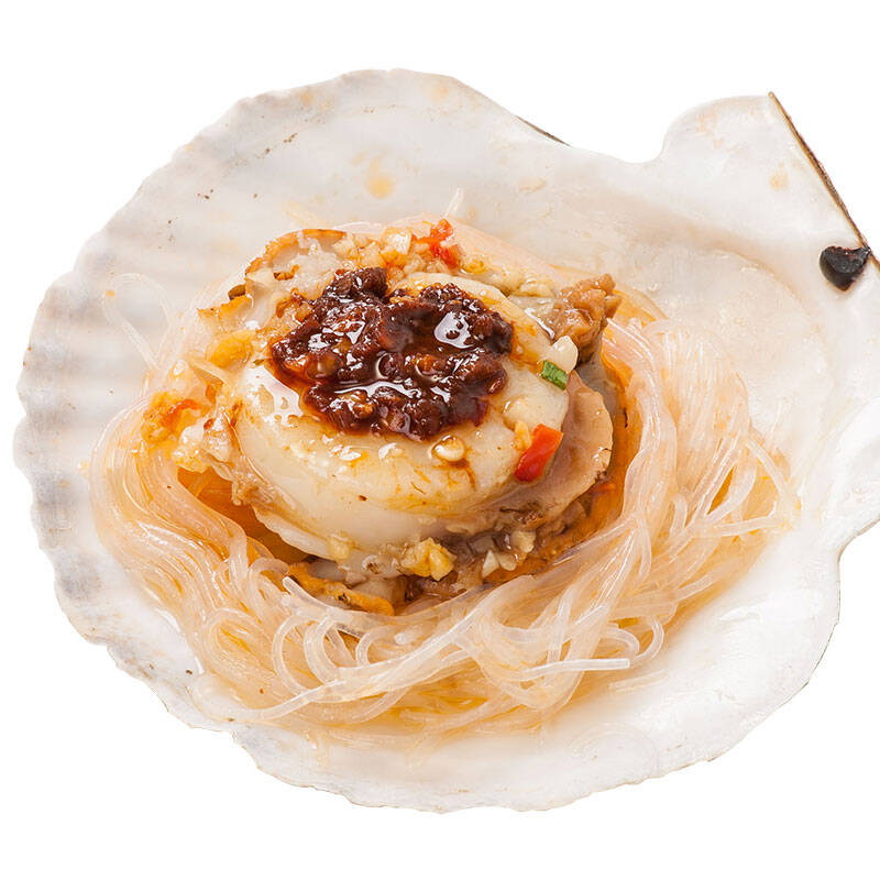 Authentic Asian Scallops